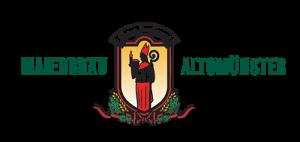 MAIERBRÄU ALTOMÜNSTER - Logo und Schriftzug