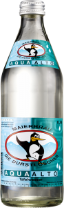 Alkoholfrei, Tafelwasser AQUAALTO, Limo, Limonade, alkoholfreie Getränke