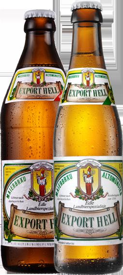 Biere, Export-Hell, Helles, Craftbier, Craft-Bier, Weißbier