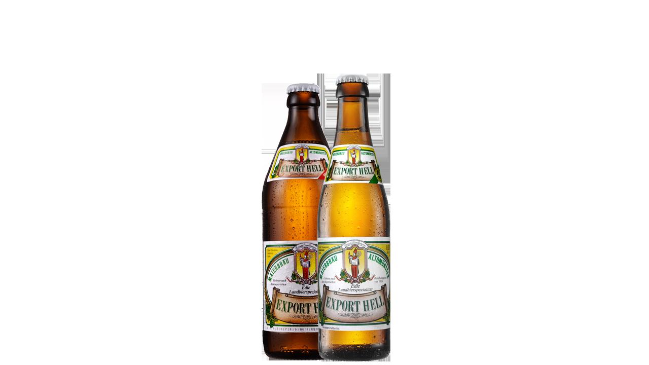 Biere, Exportbier, Helles, Export-Hell, Craftbier, Craft-Bier, Partybier