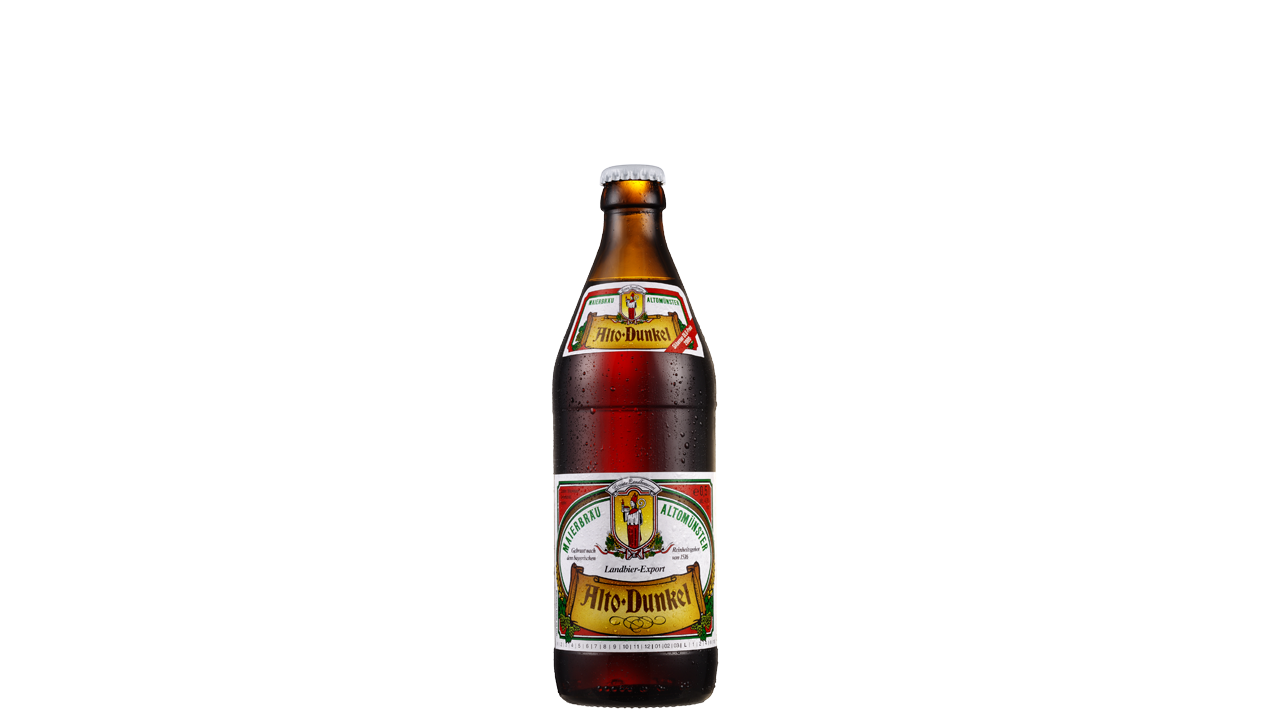 Biere, Craft-Bier, Party-Bier, Alto-Dunkel