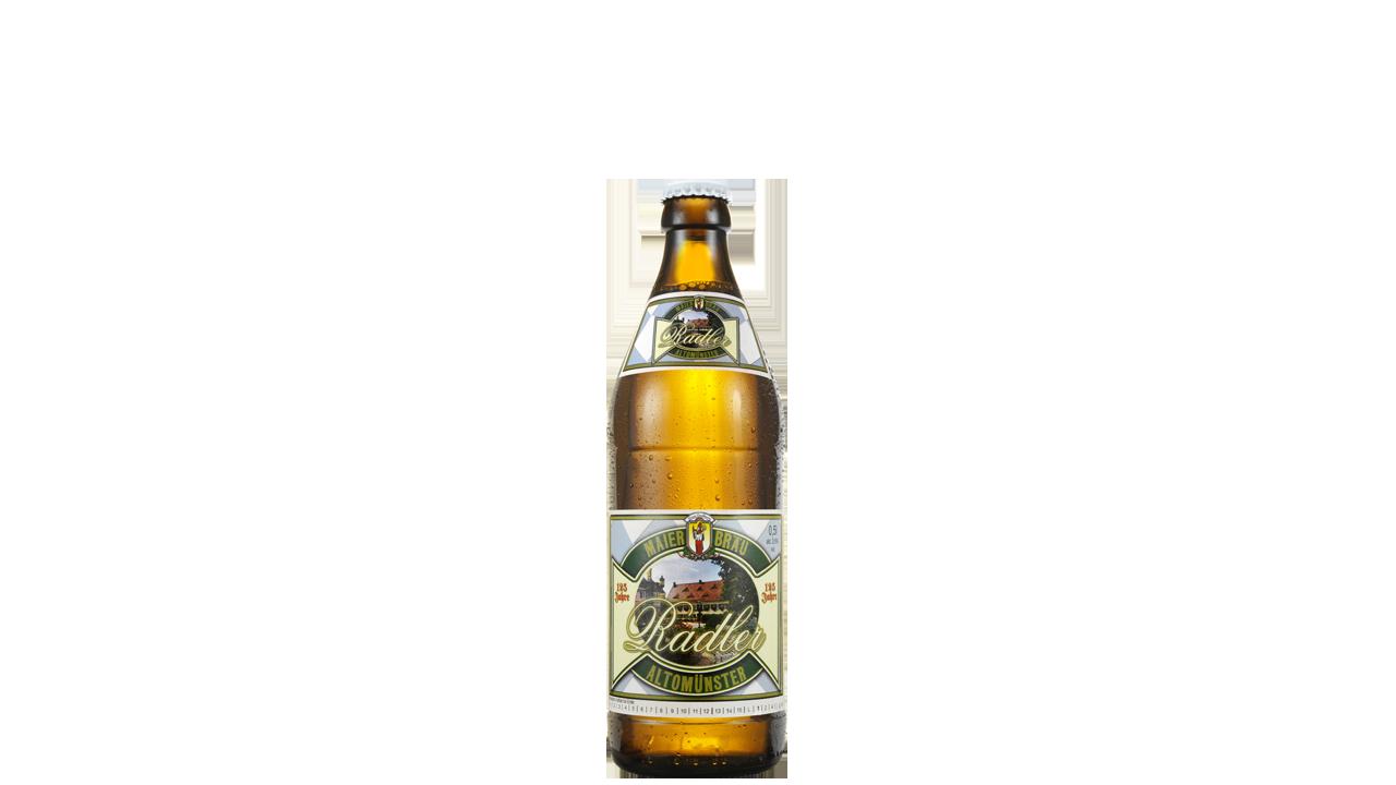 Biere, Caraftbier, Partybier, Radler, Maierbräu
