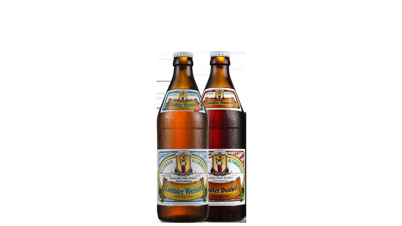 Biere, Weizenbier, Weißbier, Landler-Weiße, Craft-Bier, Craftbier
