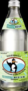 Alkoholfrei, Tafelwasser Maierbräu AQUAALTO MEDIUM