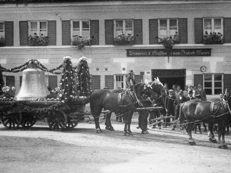 Historie Brauerei, Gasthaus und Hotel Maierbräu