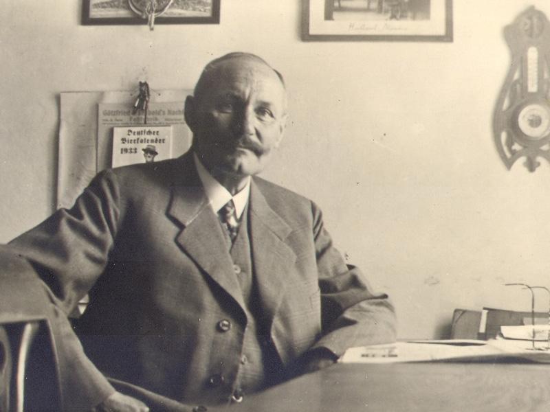 Historie, Maierbräu, Jakob Maier I
